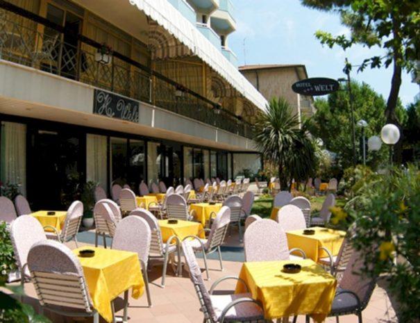 Hotel Welt Gatteo Mare - Esterno