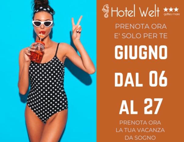 Hotel Welt Gatteo Mare