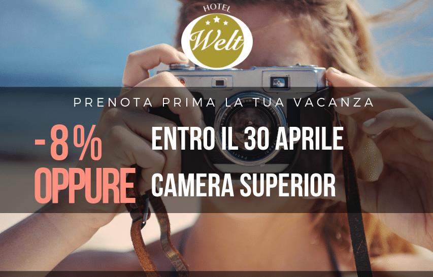 Hotel Welt - Prenota Prima